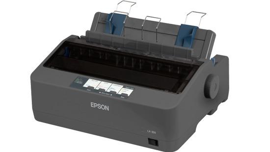 Impresora De Matriz Epson Lx 350 De Matriz De Punto Puntos