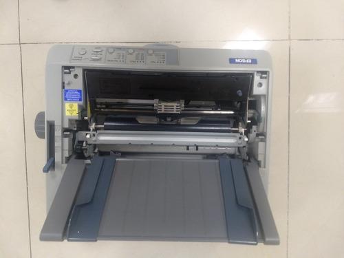 impresora de matriz marca epson