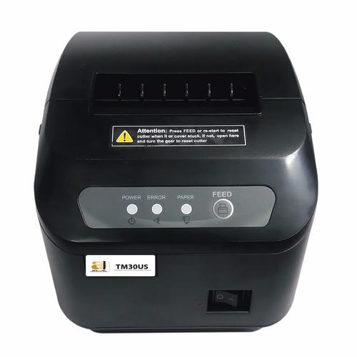impresora de punto de venta termica tm30-us bsc-10  epson