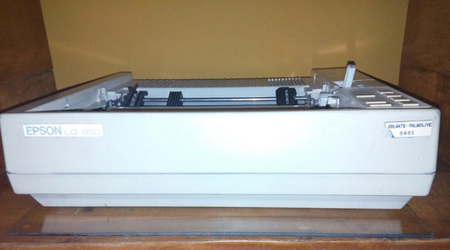 impresora de punto epson lq 850