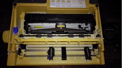 impresora de puntos