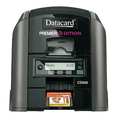 impresora de pvc datacard simplex cd800 / sd260/ sd360,zebra