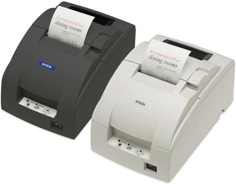 impresora de recibos epson tm-u220a monocromo / c31c516103