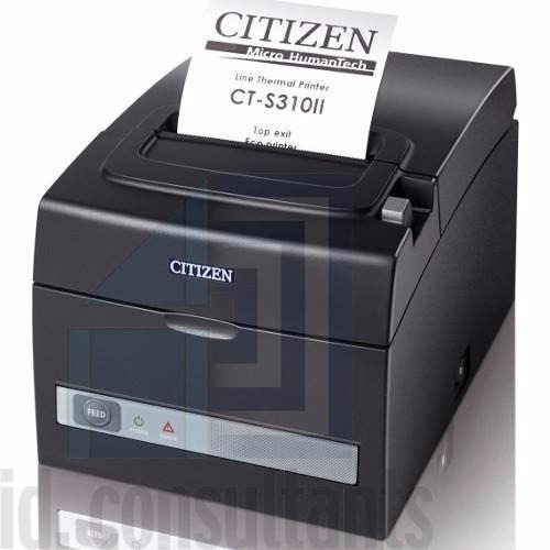 impresora de recivos citizen ct-s310,star, epson tm220