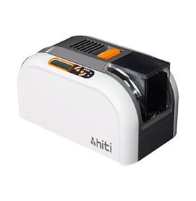 impresora de tarjetas pvc fotochecks, usb, hiti cs-200e