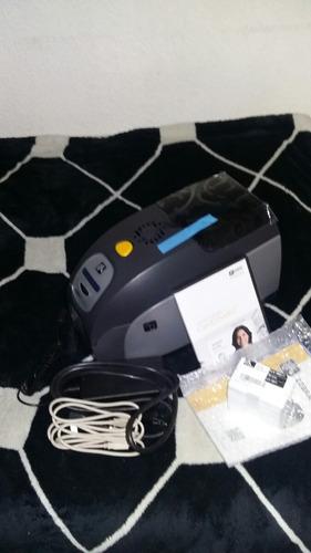 impresora de tarjetas zebra zxp serie 3