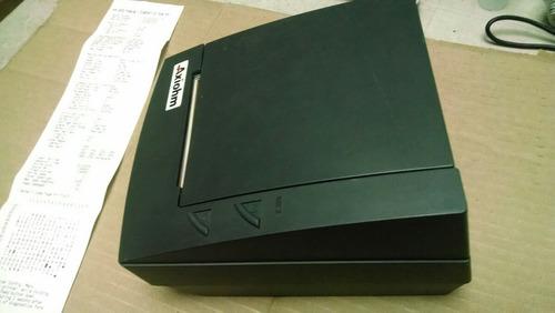 impresora de tickets termica 80mm usb cortador seminueva!!