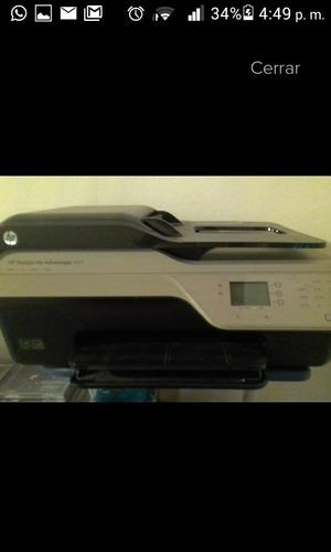 impresora desk jet hp 4615 usada en valencia carabobo