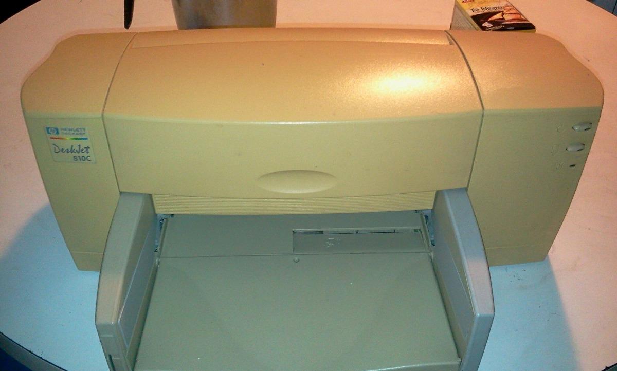 DOWNLOAD DRIVERS: HP 810C PRINTER
