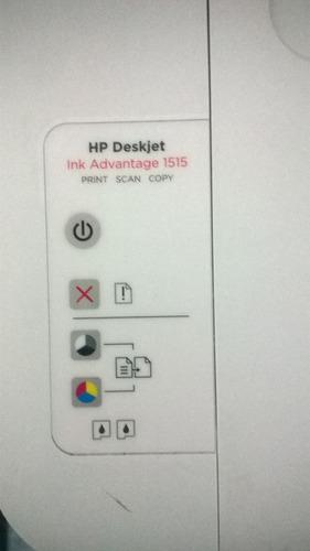 impresora  deskjet ink advantage 1515 para refacciones