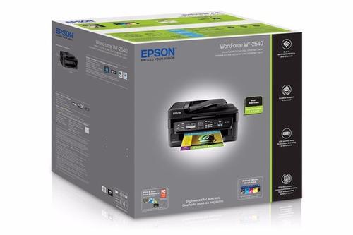 impresora epsom  wf 2540