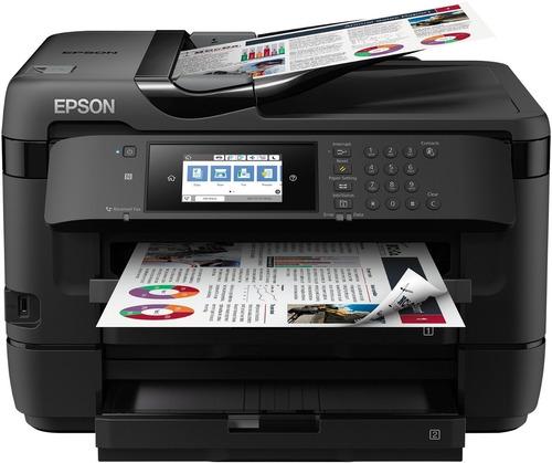 impresora epson a3 wf-7720 ecotank wifi