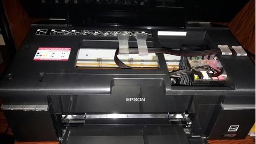 impresora epson artisan 50 sublimacion sistema tintacontinuo