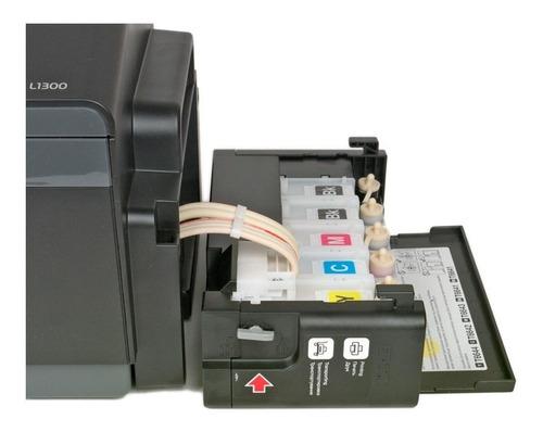 impresora epson ecotank l1300 multifunción color fotografica