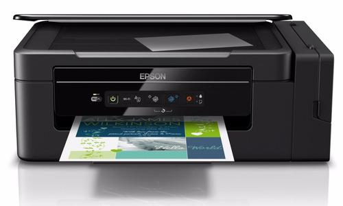 impresora epson ecotank l396 multifuncional wifi