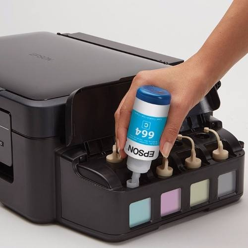 impresora epson ecotank l575 x12 unidades