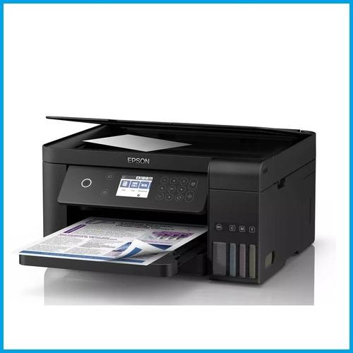 impresora epson ecotank l6161 multifunción wifi oferta