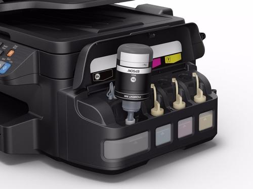 impresora epson ecotank l655 tinta propalcote
