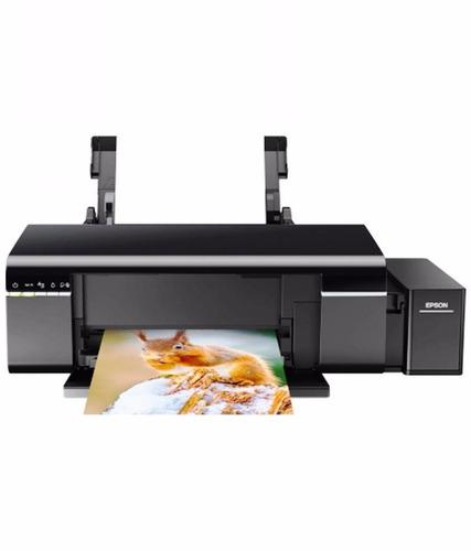 impresora epson ecotank l805 sistema de tinta original