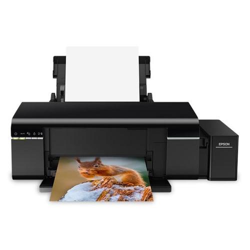 impresora epson ecotank l805 wifi