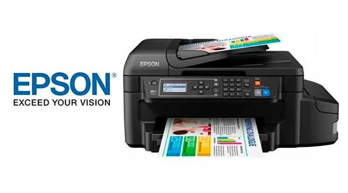 impresora epson et4500 multifun tinta continua + l375 l365