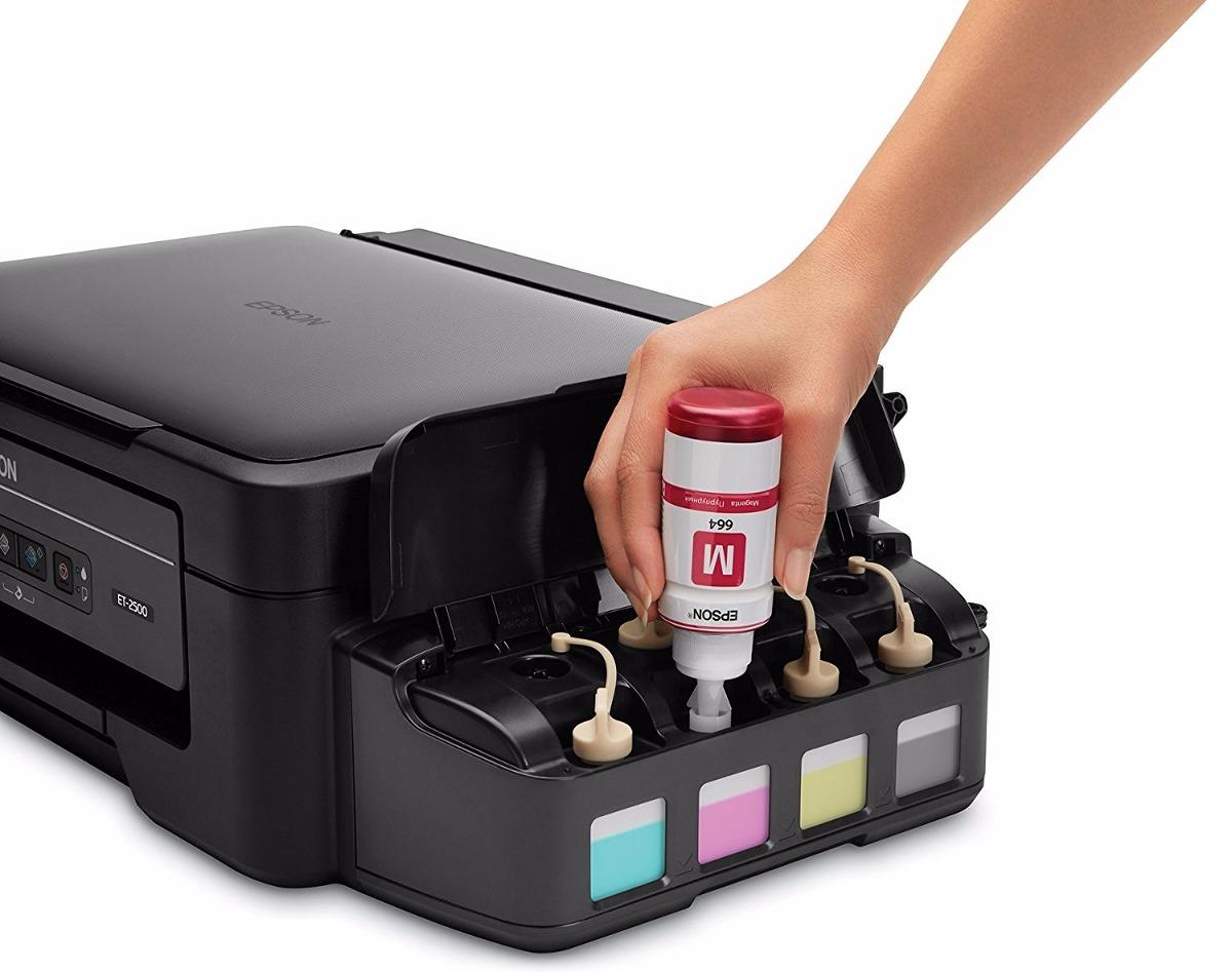 Impresora Epson Expression Et 2500 Ecotank Color