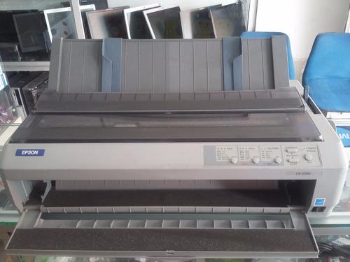 impresora epson fx-2190 matriz de punto