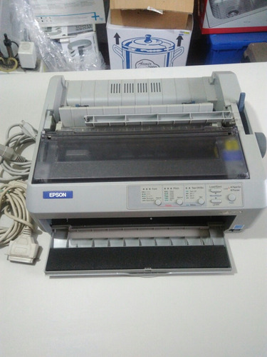 impresora epson fx - 890 matriz de puntos