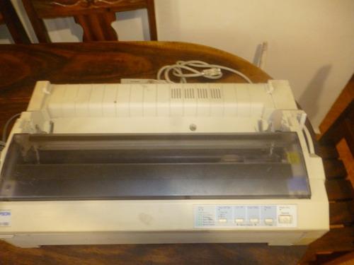 impresora epson fx1180 matriz de punto cinta
