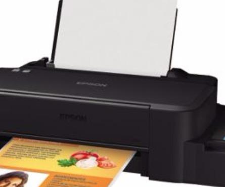 impresora epson l120 color ecotank + resma carta