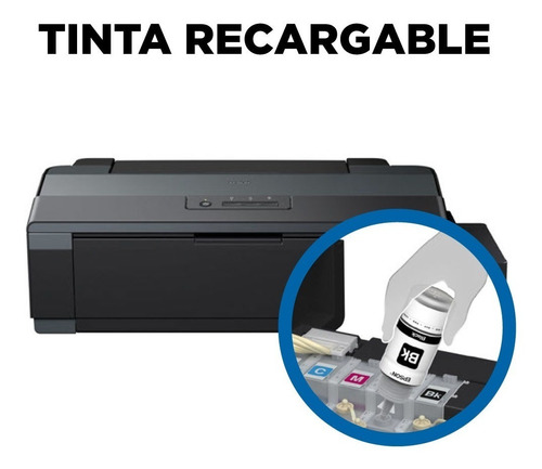 impresora epson l1300 sistema continuo ecotank a3+ pce