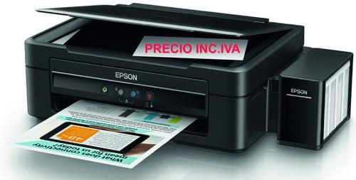 impresora epson l220 - l380 original multifuncion