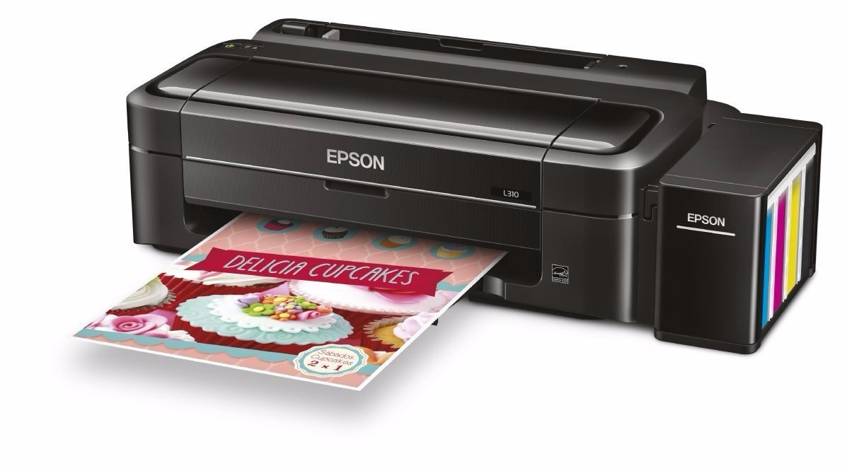 Impresora Epson L310 Tinta Continua Compatible C Sublimacion