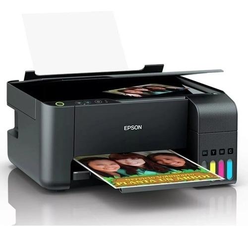 impresora epson l3110 con tinta normal $250 sublimación $270