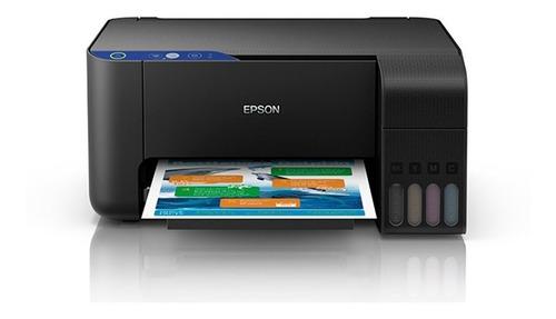 impresora epson l3110 multifuncion ecotank sistema continuo