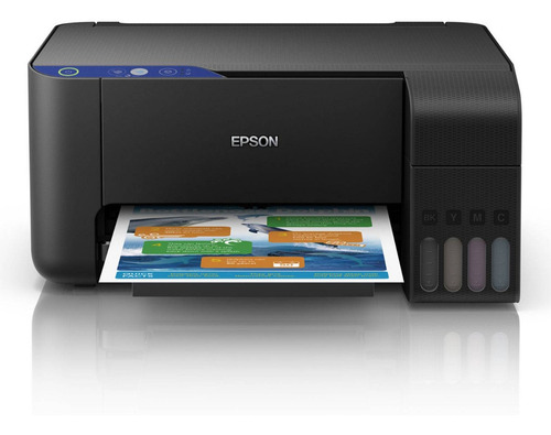 impresora epson l3110 multifuncion tinta continua 2 años g