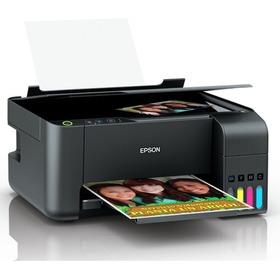 Impresora Epson L3110 Multifuncional Con Sist De Recarga