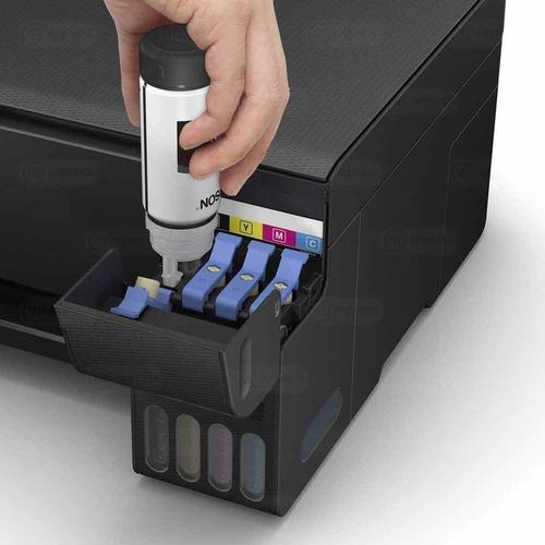 impresora epson l3150 ecotank wifi sistema continuo ex l4150