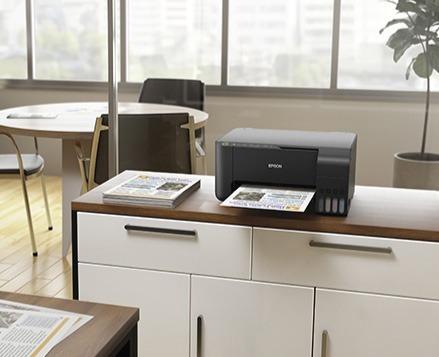 impresora epson l3150 sublimacion sistema continuo ecotank
