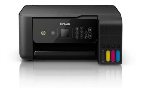 impresora epson l3160 sistema continuo wifi pantalla a color