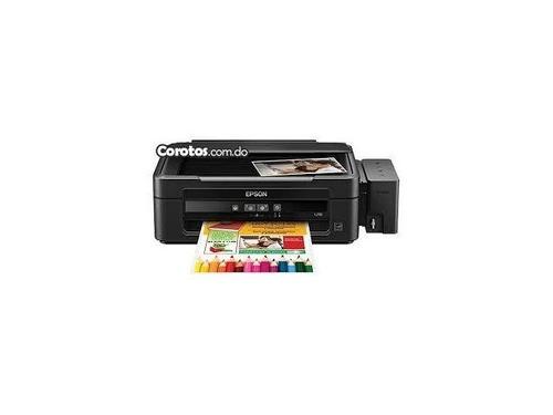 impresora epson l380 para tintas para sublimacion