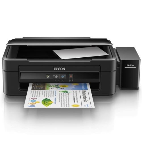 impresora epson l380 sistema ecotank tinta koreana +obsequio