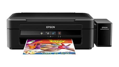impresora epson l380+tintas para sublimacion+obsequio