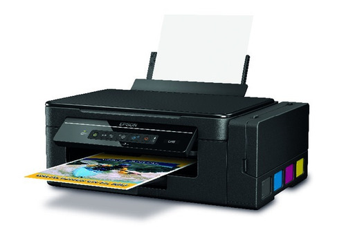 impresora epson l395 sistema contínuo original envío gratis