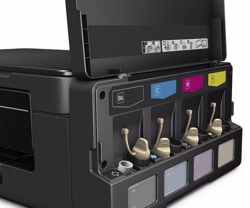 impresora epson l395 wifi ecotank 1l tinta imprek reemp l355