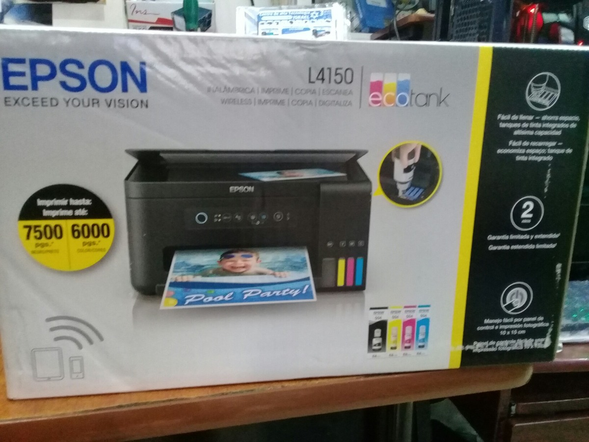 Rose Glen North Dakota ⁓ Try These Epson L4150 Wifi