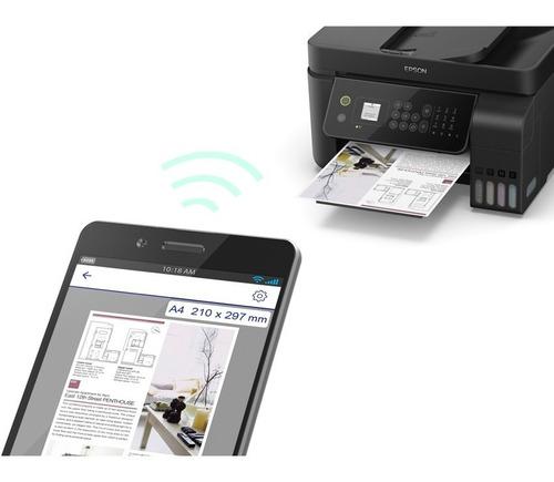 impresora epson l5190 multifuncional wifi adf sistema contin