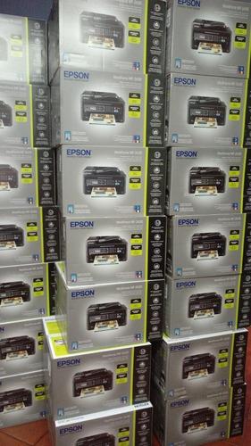 impresora epson  l565 / wf 2630 tipo original sin chip reset