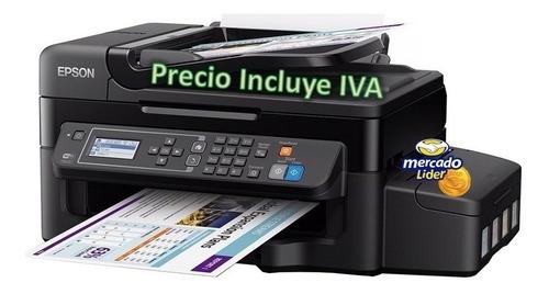 impresora epson l575 sistema original incluye iva wifi