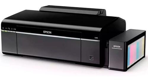 impresora epson l805 fotográfica ecotank tinta continua